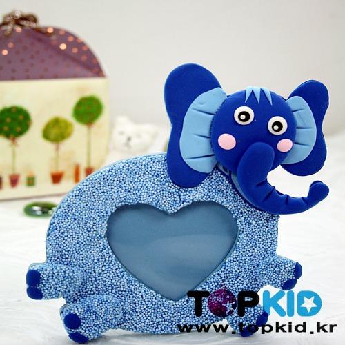 탑키드 [반제품]코끼리액자