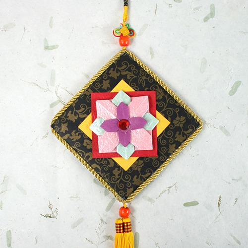 탑키드  전통문양 벽걸이 노리개(10set)